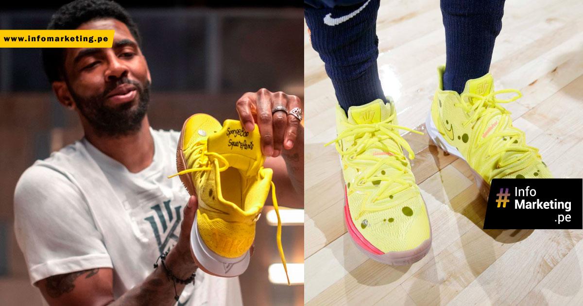 Nike lanza una colección de zapatillas inspiradas en Bob